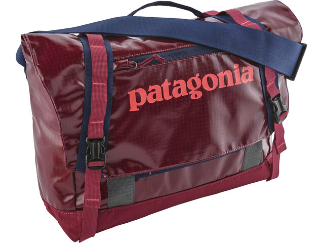 Patagonia Black Hole Mini Messenger 12 litres, arrow red